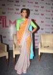 Sonam Kapoor Latest Photos in Orange Saree