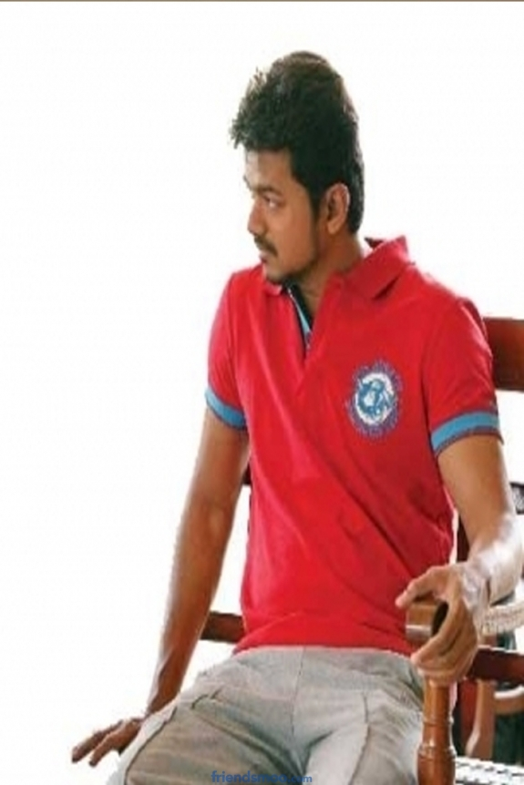 Vijay and Kajal Aggarwal in Jilla First Look Images