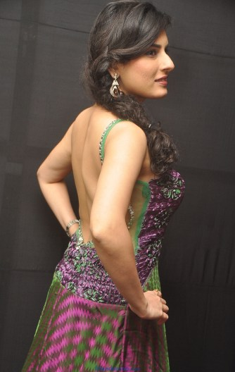 Panchami Archana Veda Back Less Photos