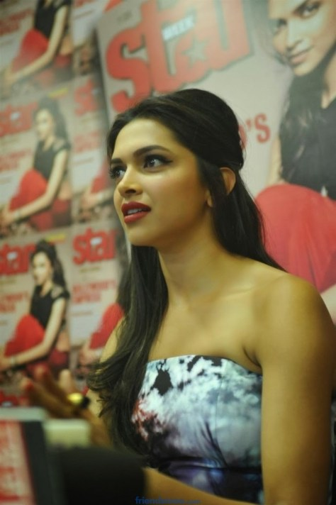 Deepika Padukone Latest Photos at Star Week Mag