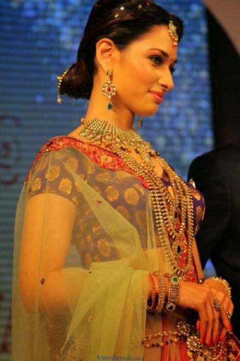 Tamanna latest Photos at Joh Rivaaj Fashion Show