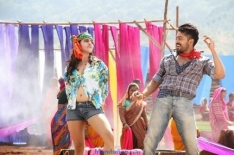 Surya's Movie Anjaan movie photos