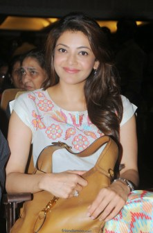 Kajal Aggarwal Latest photos with Cute Smile