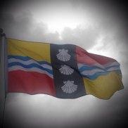 Brady Ell's Bedfordshire Flag