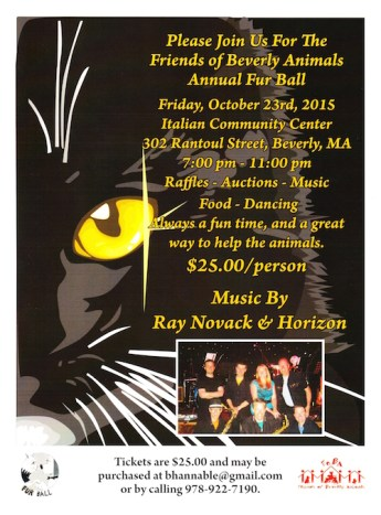 Fur Ball 2015 Poster
