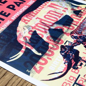 Big Bone Lick Poster Signing @ Big Bone Lick State Historic Site   Union   Kentucky   United States