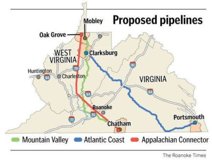 What VA Lawmakers Could Do to Stop Dominion's Proposed Pipelines Dead in their Tracks