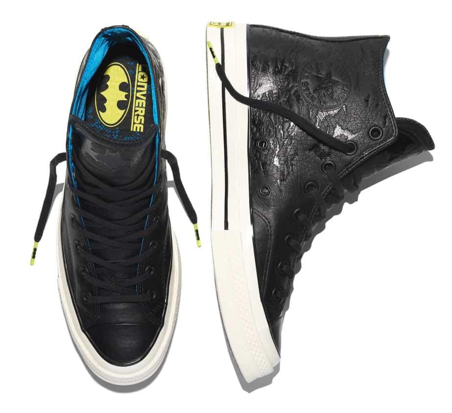 Converse & WB Launch Batman Sneaker Collection |