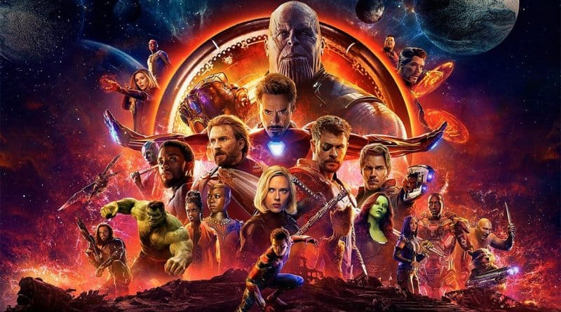 Countdown To Avengers Infinity War The Avengers By Ironmima