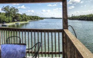 Campground Store Water View