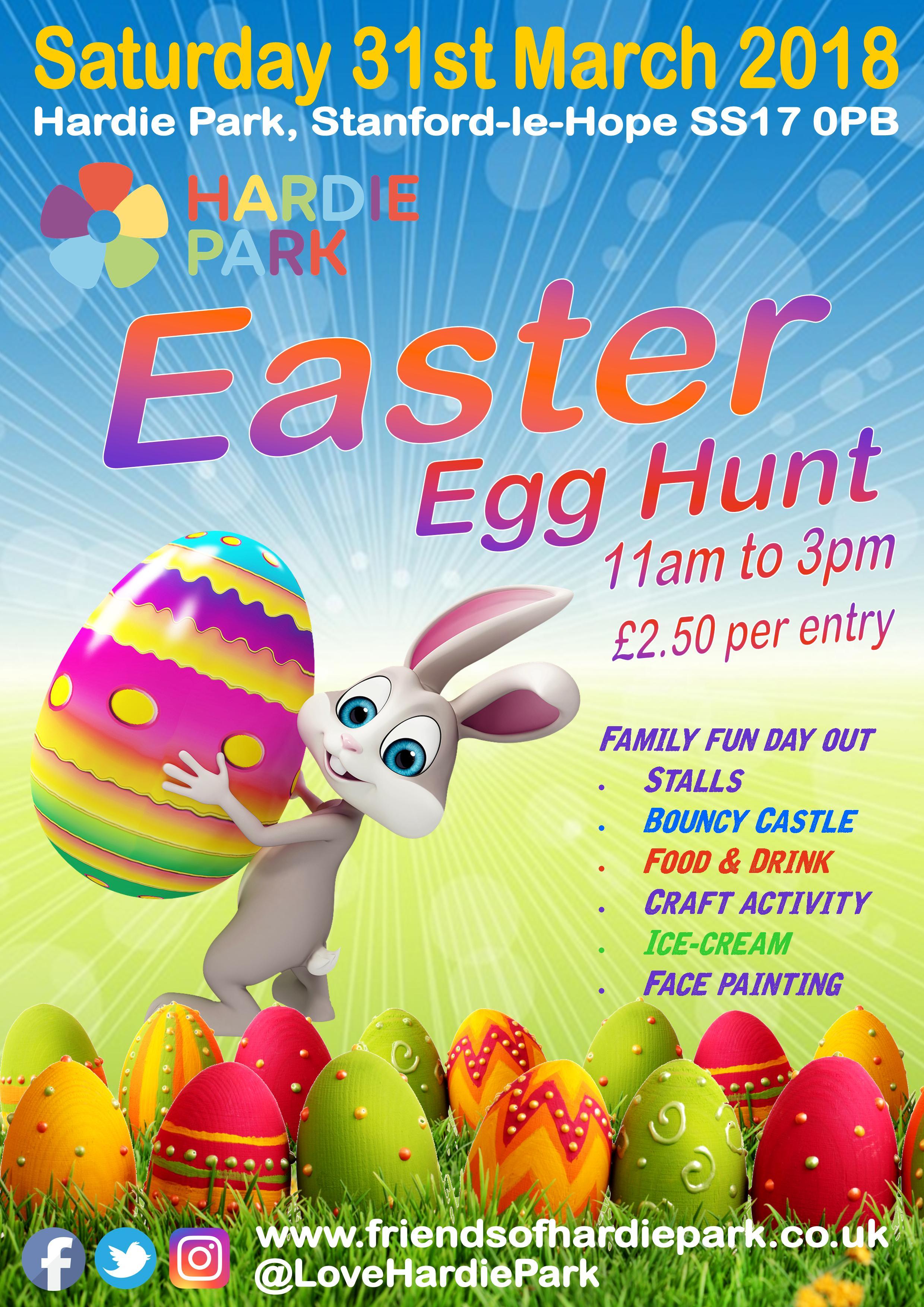 Easter Egg Hunt Harpark