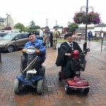 hednesford veteran mobility scooters