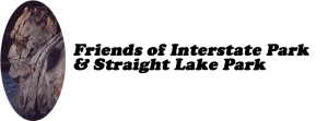Friends of Interstate Park & Straight Lake Park Logo