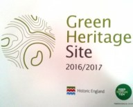 Green Heritage site award