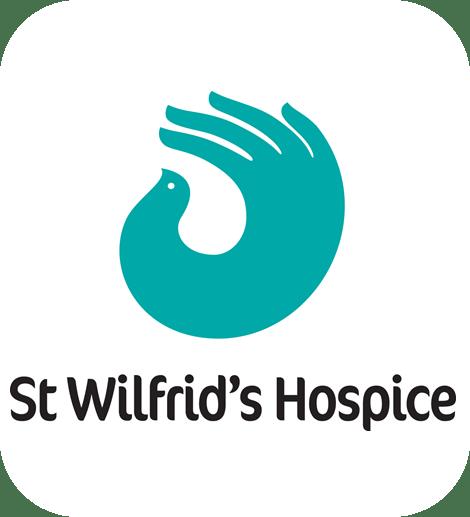 St Wilfrid's Hospice logo 2019