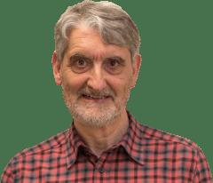 Kevin Griffiths Portrait