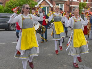 May Day Morris Dancers