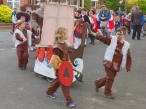May Day Vikings