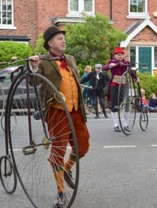 May Day Wheelmen