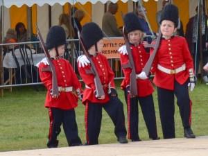 May Queen's Guard