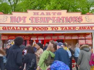 May Fair Stall