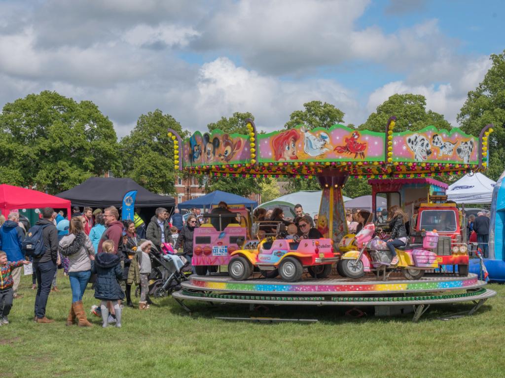 Lions Fair - Merry-go-round