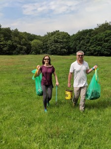 Litter Pickers Return