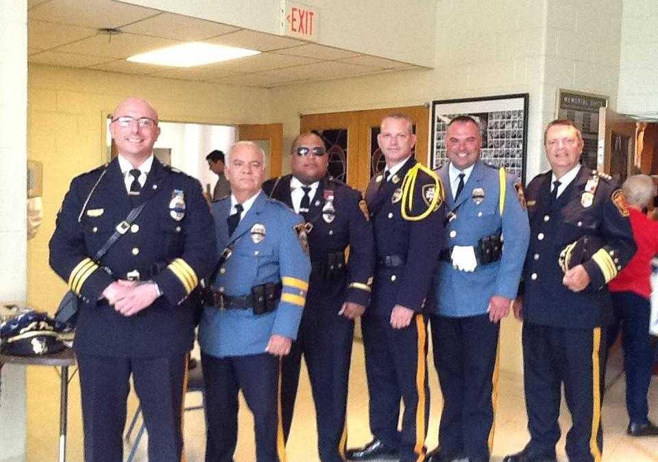 9 11 16  Hightlights of Public Servants Memorial Mass (part 3)