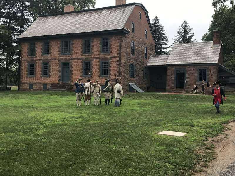A VISIT TO THE DEY MANSION (1700s), Wayne, NJ