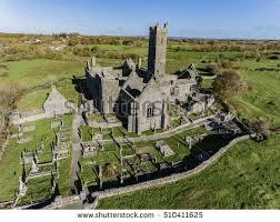 QUIN ABBEY COUNTY CLARE Ireland