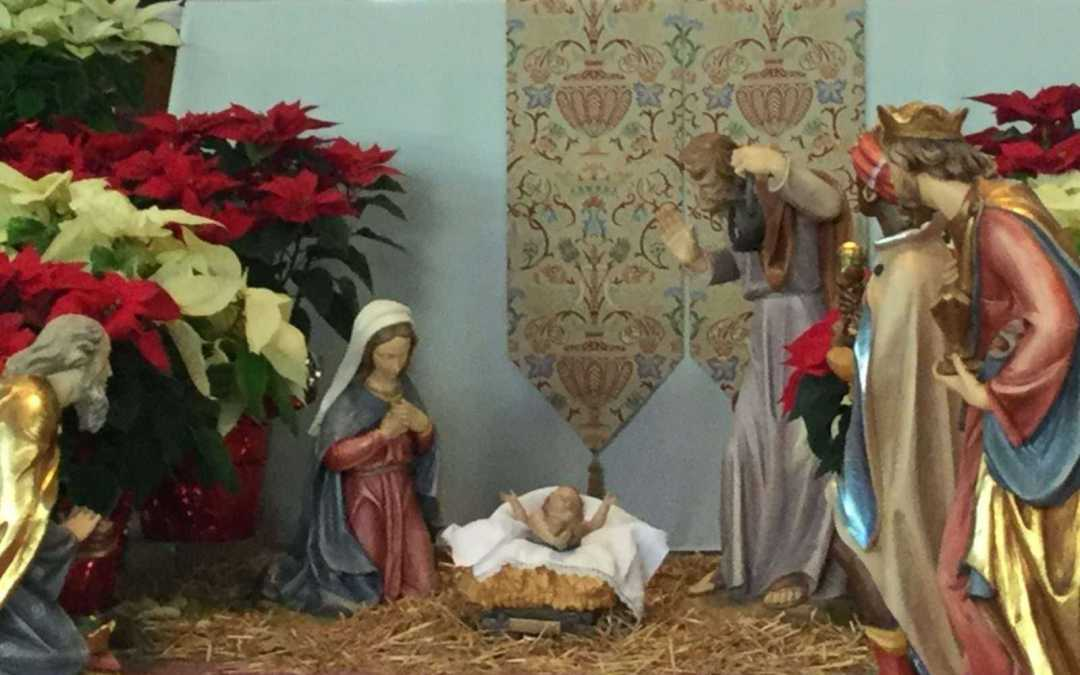 EPIPHANY 2018 HOMILY Bringing Christ into the World