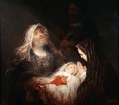 """PRESENTATION OF THE LORD Homily """"Flesh and Blood of Jesus and Mary"""""""