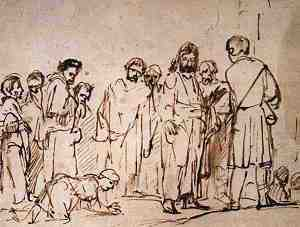 WHO ARE THE OUTSIDERS TO JESUS?