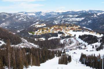 Rendering of the Village at Wolf Creek