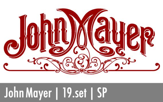 John Mayer em São Paulo