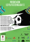 Teams of the U.D Playas de Málaga F.S. will be in Frigiliana