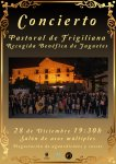 Concert of the Pastoral of Frigiliana and collection of toys
