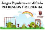 Inauguration of the new children's area of the Parque de Andalucía
