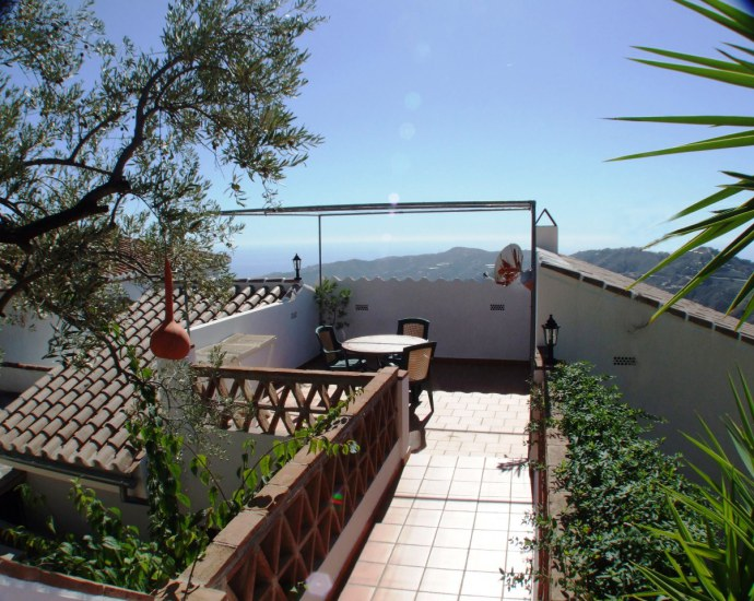 terrace of La Molina, Frigiliana