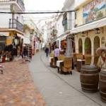 nerja entertaining streets - frigiliana rentals webiste