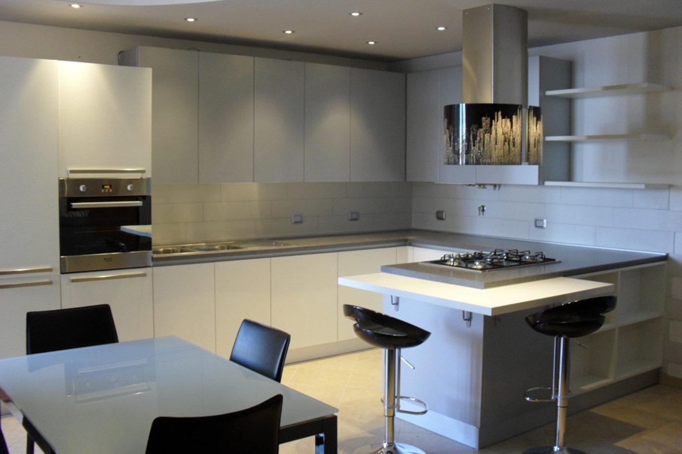 Progetto cucina M&M - Frignano Design