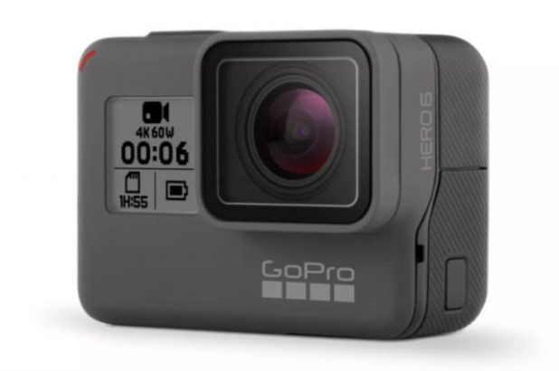 GoPro presenta su cámara Hero 6 Black