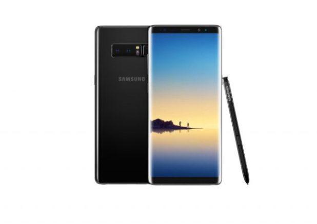 Samsung presenta Galaxy Note8 Enterprise Edition, una versión para empresas de su 'phablet' insignia