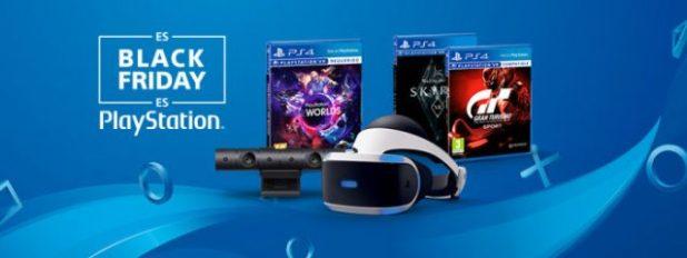 PlayStation se adelanta al Black Friday con sus ofertas de realidad virtual