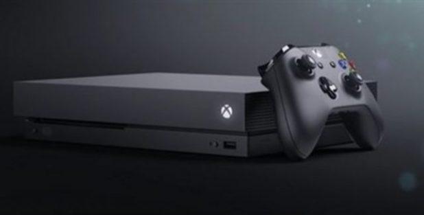 Xbox One X, la consola de Microsoft más potente