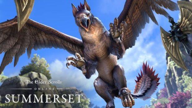 Hoy se abre el acceso anticipado al videojuego The Elder Scrolls Online: Summerset y se estrena su trailer
