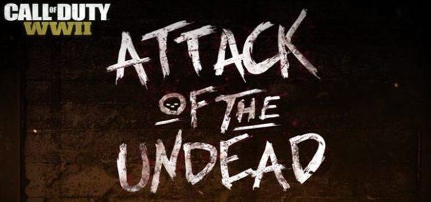 Call of Duty: WWII ¡El Ataque de los No Muertos!