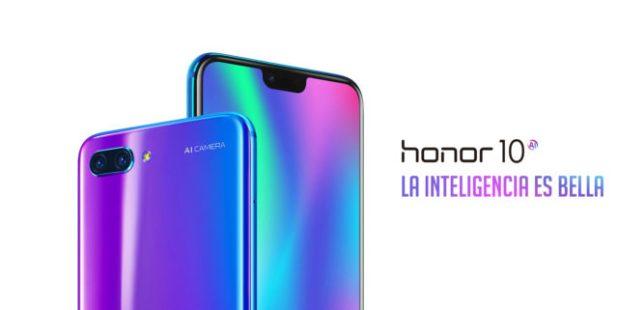 Dos móviles para comenzar bien el verano y sin gastar mucho dinero Umidigi Z2 y Huawei Honor 10