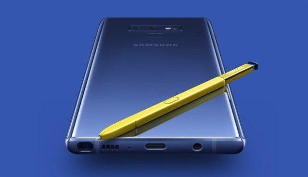 Samsung Galaxy Note9 ya está disponible en España para su compra