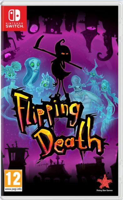 Zoink Games, anuncia hoy queFlipping Death para PS4 y Nintendo Switch